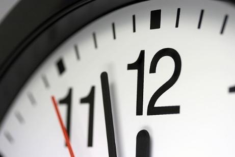 Correndo contra o tempo!