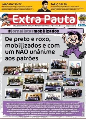 Extra Pauta junho de 2014 - Edição 105