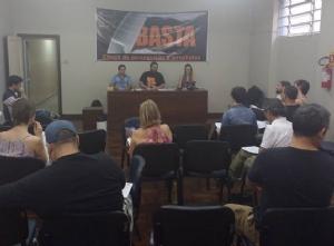 Jornalistas definem a pauta de reivindicações para a campanha salarial 2017