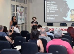 Paraná é o Estado do Sul com maior número de agressões contra jornalista