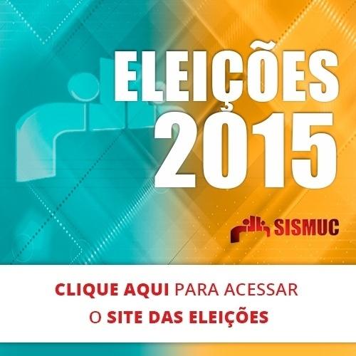 Elei��es Sismuc 2015