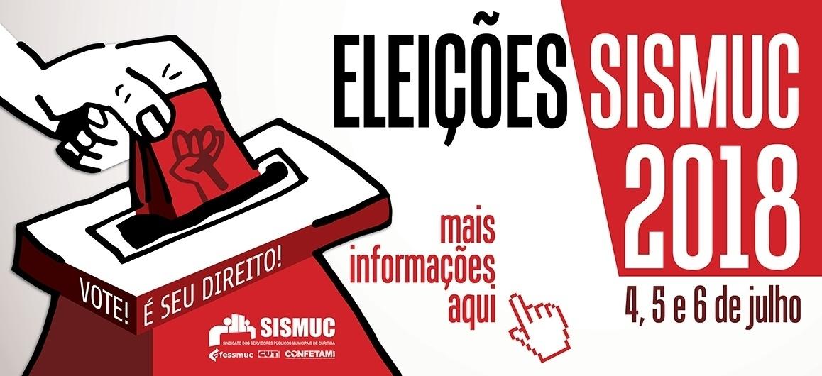 Servidores municipais vão às urnas em julho