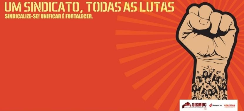 Sindicalize-se: Um sindicato, todas as lutas