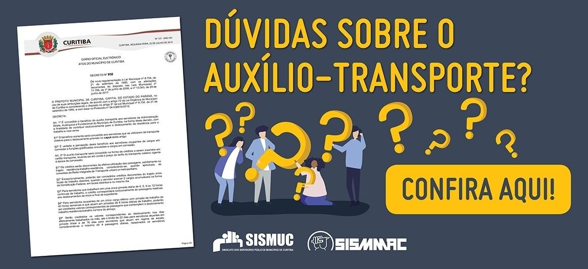 Tire as suas dúvidas sobre o decreto do auxílio-transporte