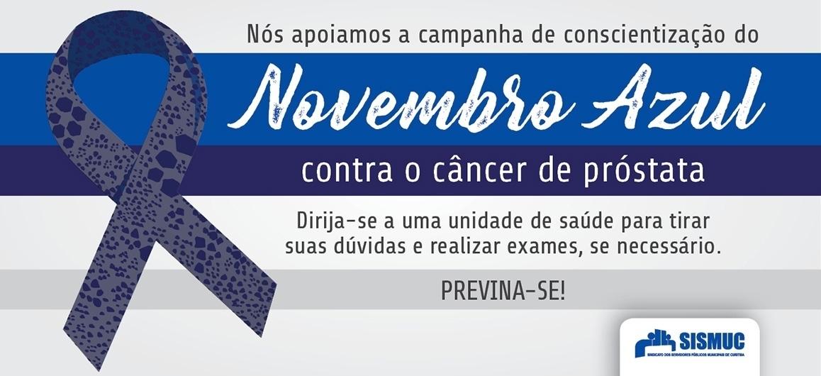 Novembro é mês de cuidados com a saúde dos homens