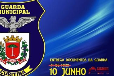 Sismuc prorroga entrega de documentos da Guarda Municipal