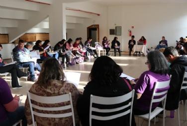 XII Congresso debate plano de trabalho do SISMUC