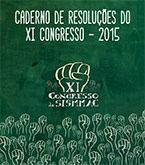 Caderno de Resoluções do XI Congresso do SISMMAC