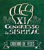 Caderno de Teses do XI Congresso do SISMMAC