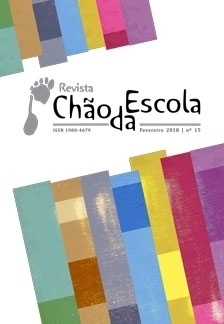 Chão da Escola - 15ª edição
