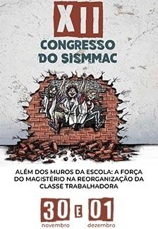 XII Congresso do SISMMAC
