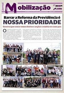 Jornal mobilização - abril