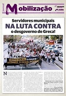 Jornal mobilização - Julho