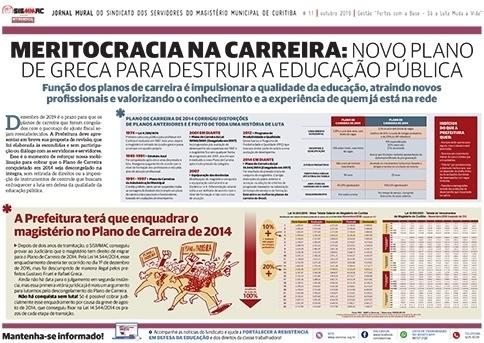Jornal Mural - Outubro de 2019