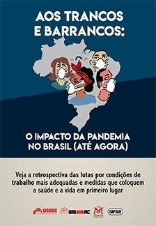 COVID-19 no Brasil - 4 meses