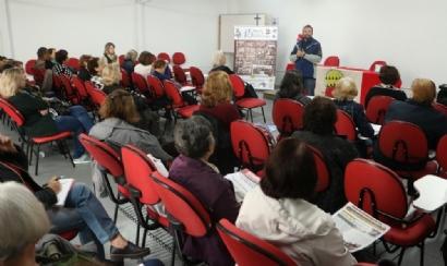 Coletivo de Aposentados conjunto discute saúde nesta quinta (27)