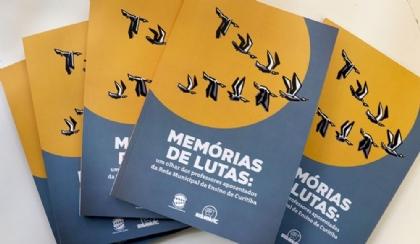 Livro Memórias de Luta será lançado no Seminário desta quinta (31)