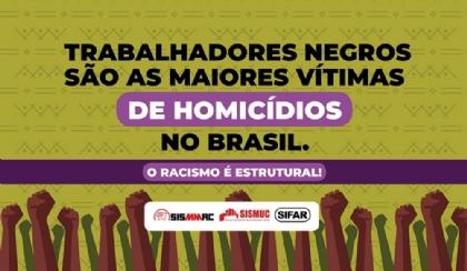 A cada 23 minutos morre um jovem negro no Brasil